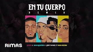 Lyanno x Rauw Alejandro x Lenny Tavarez x Maria Becerra - En Tu Cuerpo Remix (Audio Oficial)