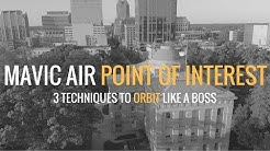 Mavic Air - Point of Interest (POI) Tutorial