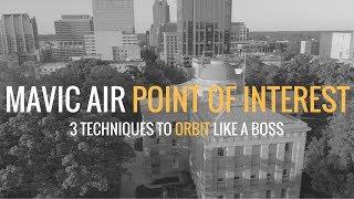 Mavic Air - Point of Interest (POI) Tutorial