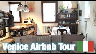Gambar cover Venice Airbnb Apartment Tour