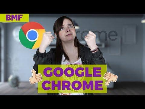 Google Chrome - Lo bueno, lo malo y lo feo con @Dany_kino