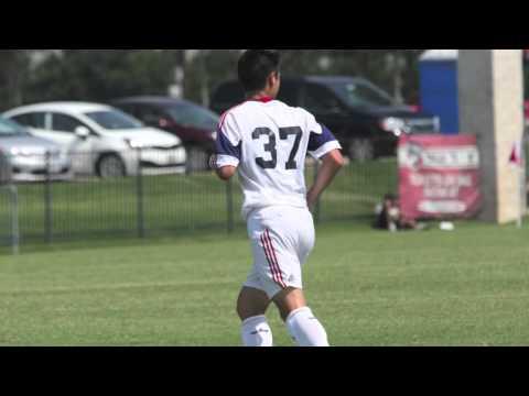 Trevor Hyman Real Salt Lake Academy 2011-12