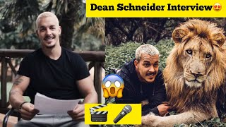 Dean Schneider EXCLUSIVE Interview with Subtitles | How he BECAME A LION MAN and an Animal Saver