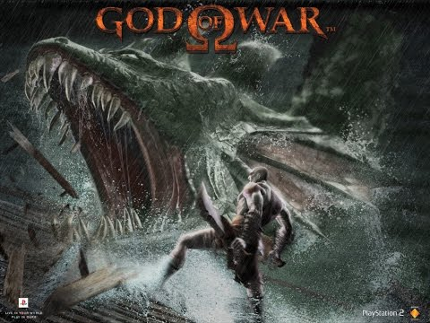 God of War: Chains of Olympus #3 (PSP)