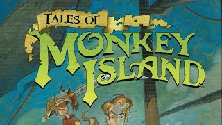 Tales of Monkey Island - Complete! - No Commentary Playthrough