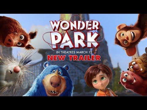 Chris Davis - WONDER PARK Is In Theaters NOW!
