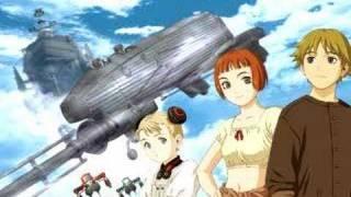 Last Exile OST1 - Naval Affair