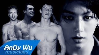 Shawn Mendes, P!ATD, BTS & Coldplay - In My Blood / This Is Gospel / Fake Love / Paradise