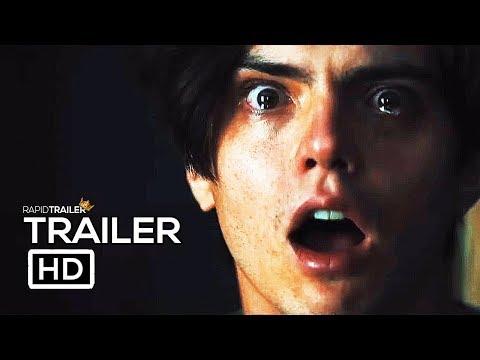 DANIEL ISN'T REAL Official Trailer (2019) Patrick Schwarzenegger, Thriller Movie HD