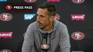 Kyle Shanahan Analyzes the 49ers Ongoing Position Battles