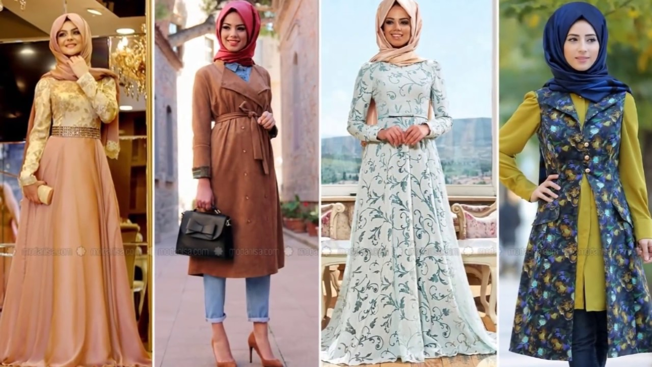 2017 Hijab Fashion Style Youtube