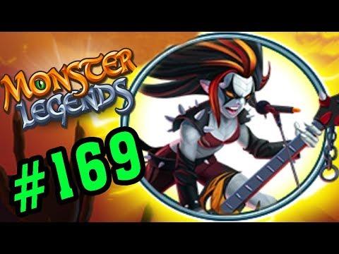 Monster Legends Game Mobiles - Sự Kiện lai Joker Legendary - Thế Giới Quái Vật #169