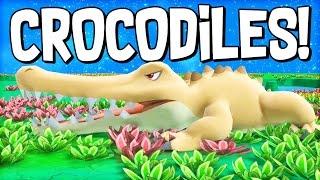 CROCODILES! MONKEYS! DEAD DINOSAURS! | Birthdays: The Beginning (Birthdays The Beginning Gameplay)