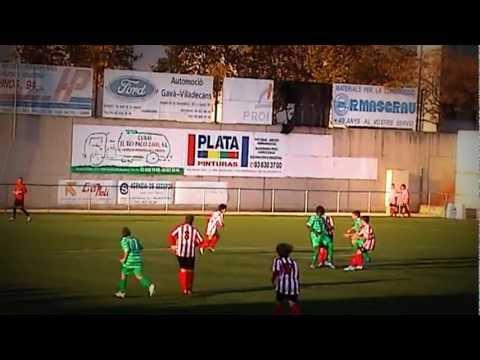 UD Viladecans E - UD Cornella F 2 - 4
