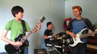 Chinese Rocks - Johnny Thunders - Band Cover