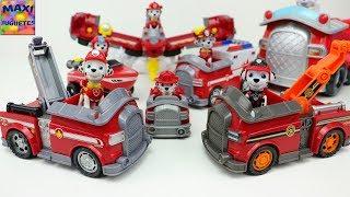 Juguetes de Paw Patrol | Vehiculos marshall