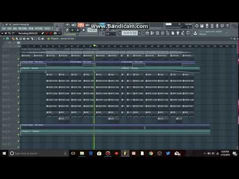 Perfect Timing-Nav & Metro Boomin FLP Remake FL Studio (FREE FLP DOWNLOAD)