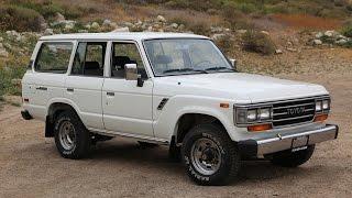 1990 FJ62 Toyota Land Cruiser For Sale at TLC 87K miles!