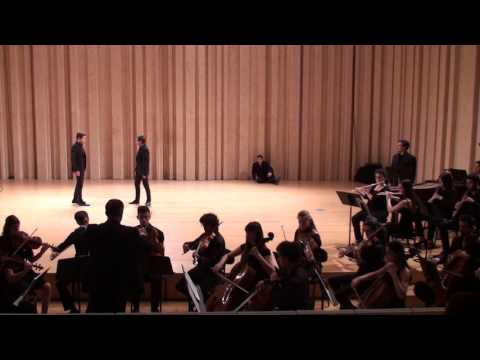 Mozart's Don Giovanni ESML Opera Studio & Symphonic Orchestra