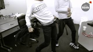 Download Video [BANGTAN BOMB] RINGA LINGA (by TAEYANG of BIGBANG) DANCE PARTY MP3 3GP MP4