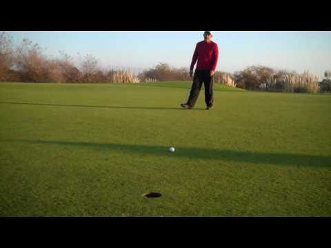 Flogton Play - Three Chances to Putt it Into the Cup