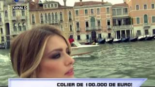 D-Paparazzi, Kanal D- Exclusiv! Alexandra Dinu, premiata la Venetia. Este actrita anului in Italia