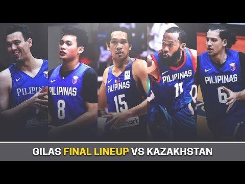 Kayanin na kaya nito ang Kazakhstan? | Final 12 vs Kazakhstan | 5th Window