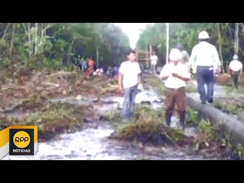 OEFA multa a Petroperú por derrame de petróleo│RPP
