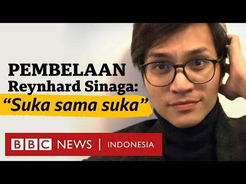 Reynhard Sinaga Sebut Aksinya Didasarkan Karena 'suka Sama Suka' - BBC News Indonesia