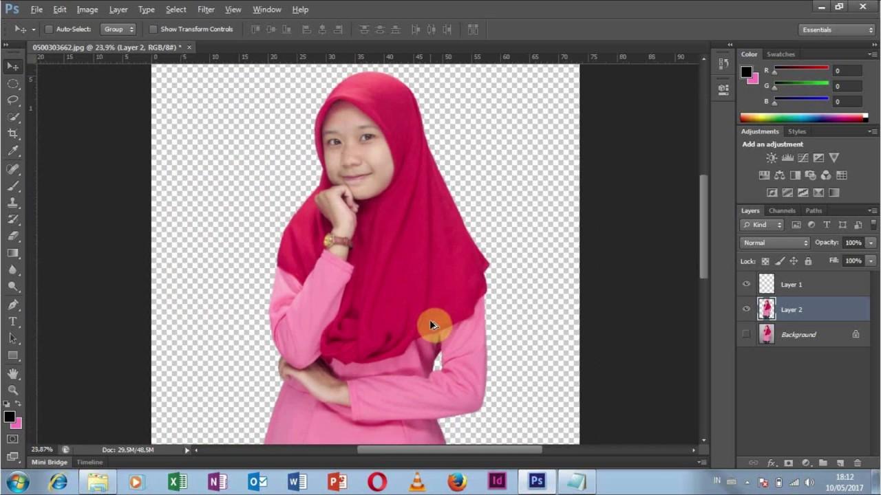 10 Ide Cara Crop Foto Ganti Background Adobe Cs6 Cosy Gallery