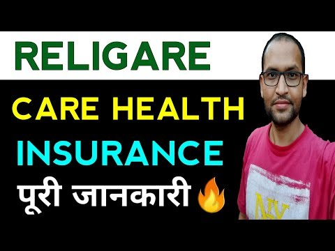 Religare Care Health Insurance Plan Details In Hindi | Health Insurance