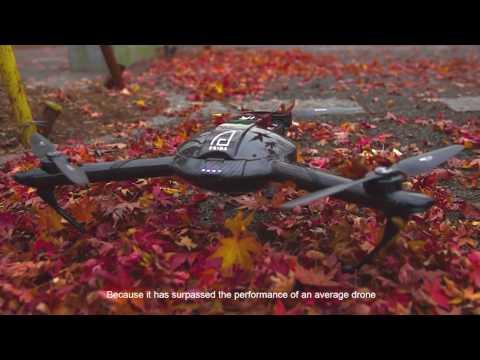 Xiaomi Yi Erida Drone with Yi 4K+ Action Camera