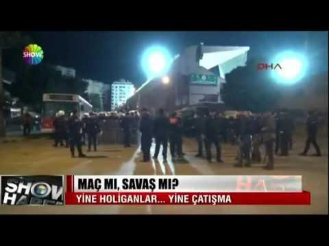 Adana Demirspor Bursaspor Olaylar
