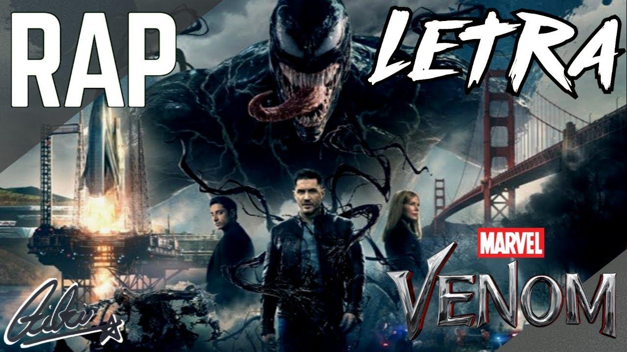 Rap De Venom EN ESPAÑOL (SONY PICTURES ENTERTAINMENT/MARVEL)    Frikirap    CriCri :D (VIDEO LYRICS)