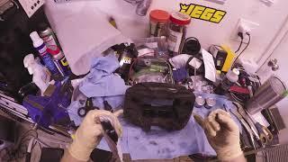 DIY How to Rebuild MKIV Supra Brake Calipers