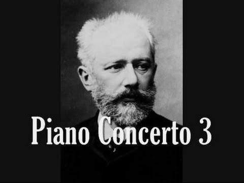 Tchaikovsky - Piano Concerto 3