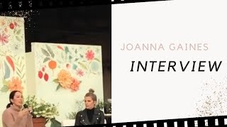 spring at the silos 2019 Joanna Gaines live interview