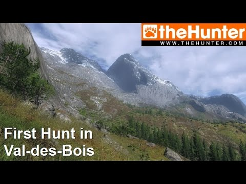 Val-des-Bois and First Ibex Hunt - theHunter PC Game