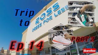 Trip to ross 14 part 2. epic nike ross finds! 2017