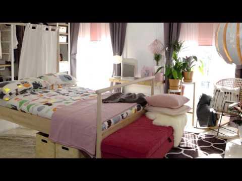 IKEA Bedroom Tips   Make your room more Zen