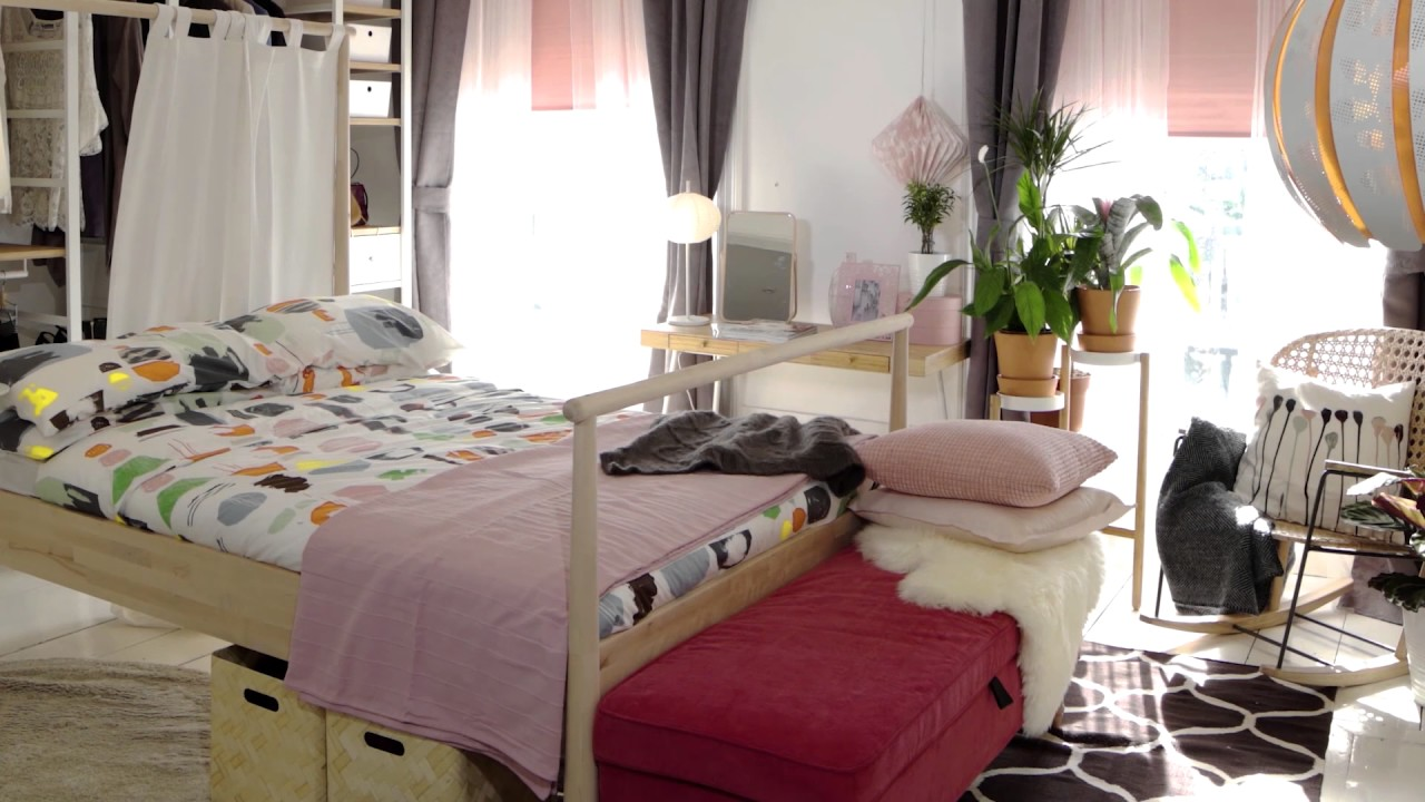 Ikea Bedroom Tips Make Your Room More Zen Youtube