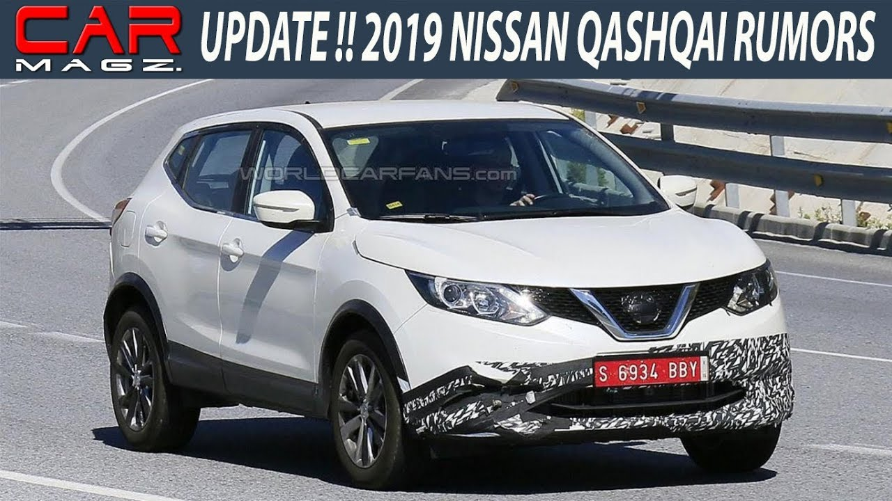 updtate 2019 nissan qashqai redesign specs and price youtube. Black Bedroom Furniture Sets. Home Design Ideas