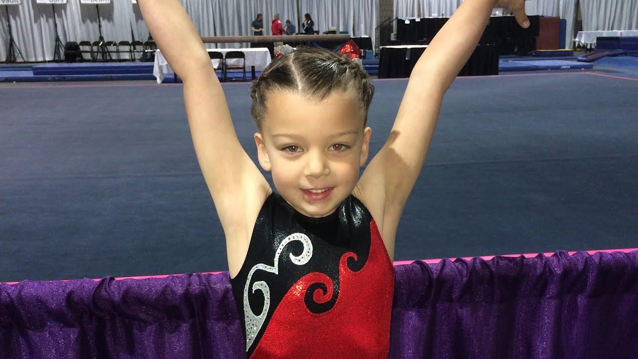 jerrell steele meet scores for gymnastics