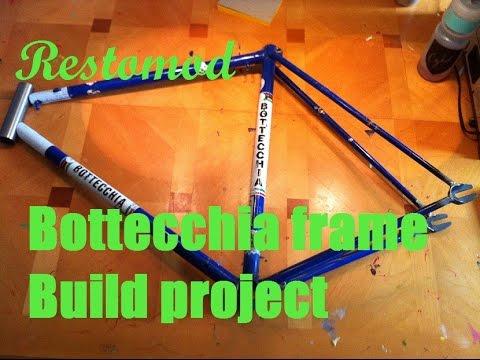 Fixer Upper Restomod Bottecchia Fixed Gear