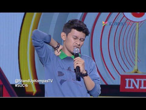 Indra Jegel: Masuk Angin (SUCI 6 Show 14)