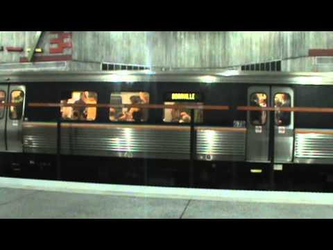 MARTA Doraville Train