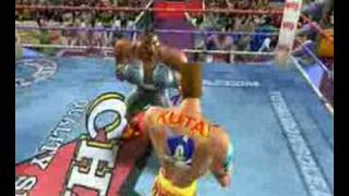 Heavyweight Thunder Kutay boomer e karşı