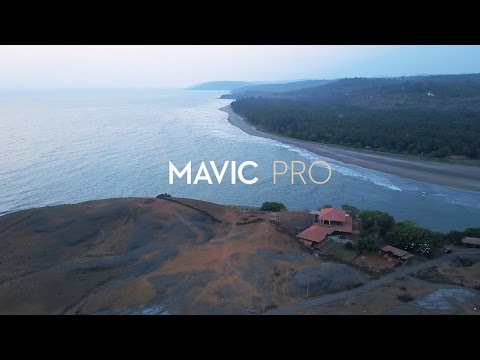 DJI Mavic Pro in India / Dapoli / Maharashtra in 4K