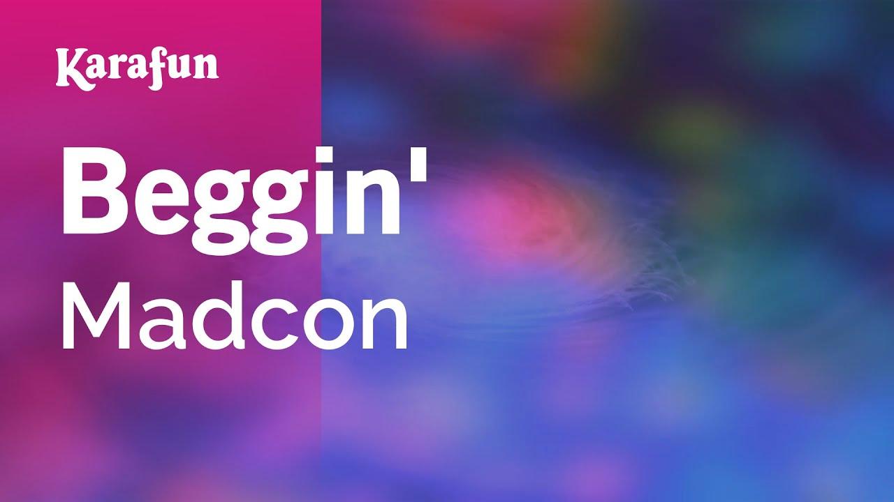 Madcon - Beggin (CD Single)