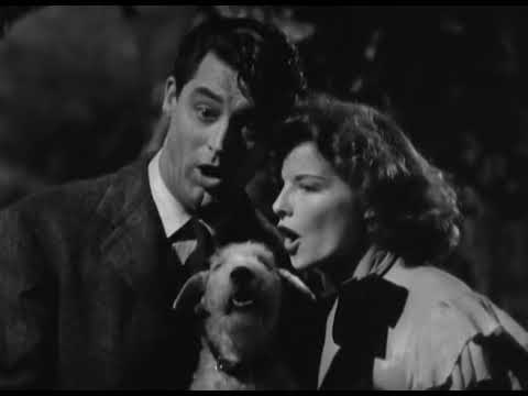 I can't give you anything but love, Baby... - Bringing Up Baby (1938)